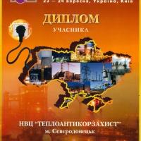 Диплом Энергетика в промышленности 2015